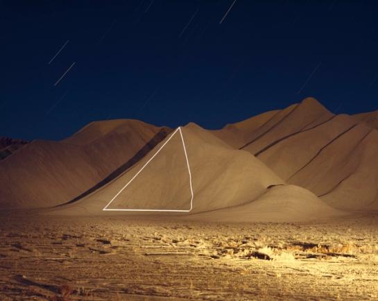 (Triangle) Cainville, Utah Jim Sanborn surfaceandsurface.com