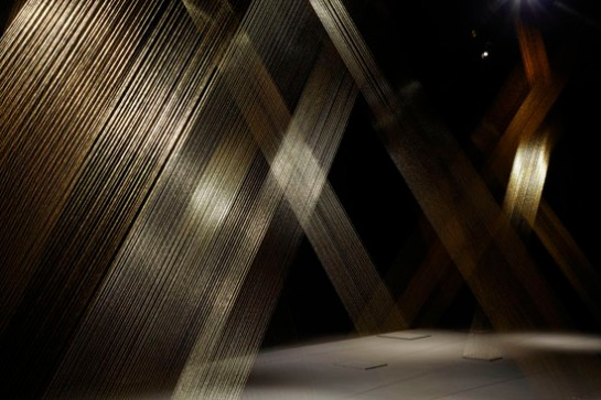 03 Lygia Pape Magnetized space serpentine surface and surface