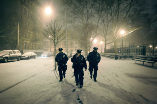 10 Antonio Bolfo NYPD operation impact surface and surface