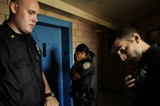 16 Antonio Bolfo NYPD operation impact surface and surface