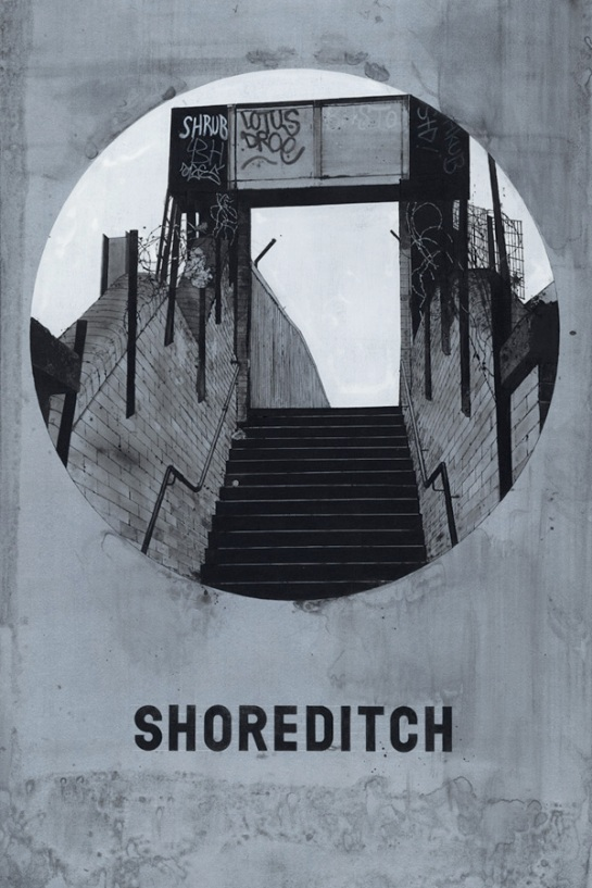 Evan Hecox - surface and surface SHOREDITCH