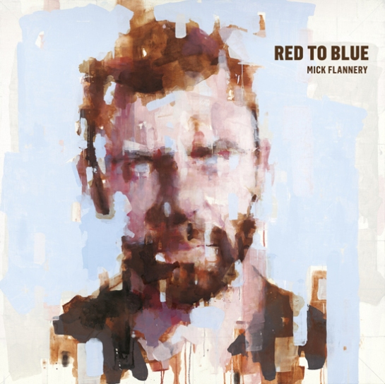 Al Freney - Mick Flannery Red to Blue - surface and surface