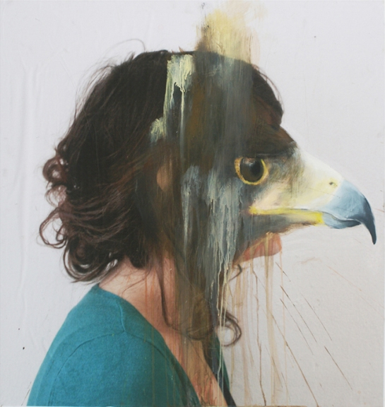 Charlotte Caron - surface and surface