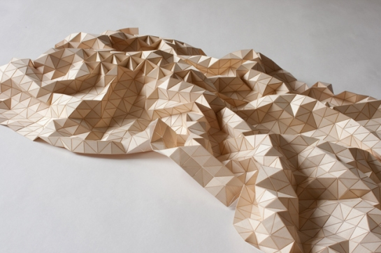 Elisa Strozyk - woodentextile - surface and surface