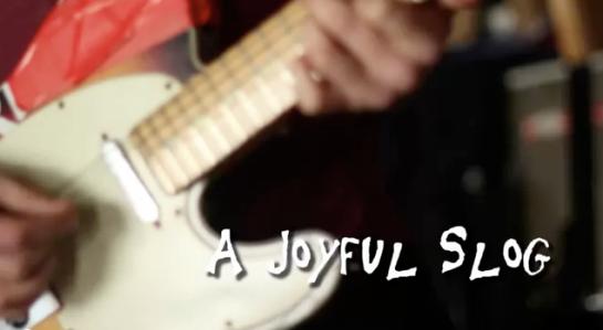 A Joyful Slog - surface and surface