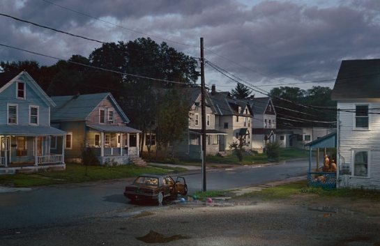 Gregory Crewdson surface and surface