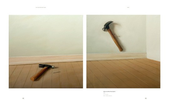 Oliver Jeffers - Neither Here Nor There - surface and surface