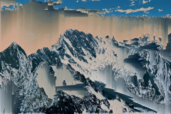 Mountain Tour - Kim Asendorf - surface and surface