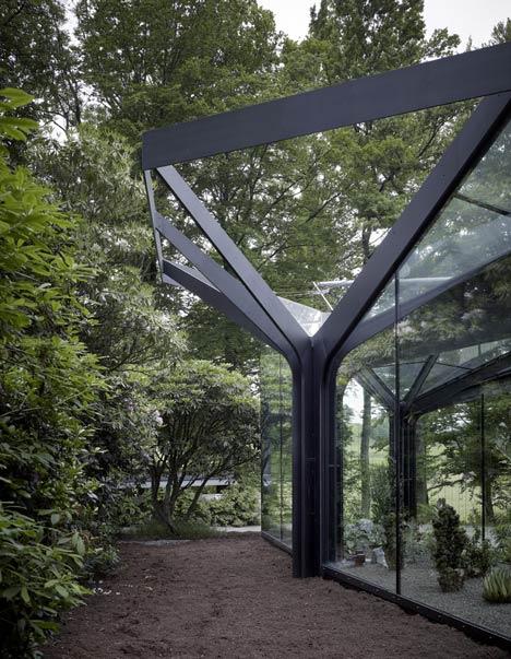Gruningen-Botanical-Garden-Buehrer-Wuest-Architekten- surface and surface