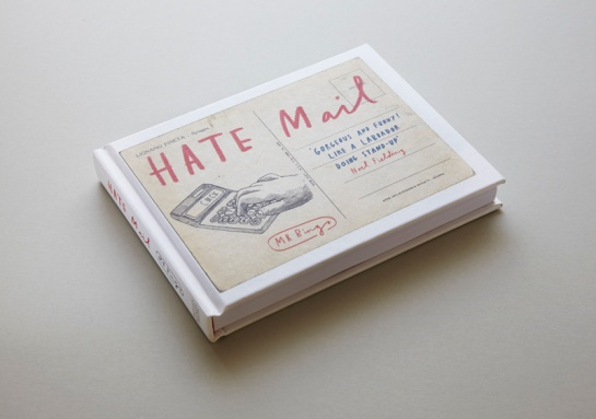 Mr Bingo - Hate Mail - surface and surface