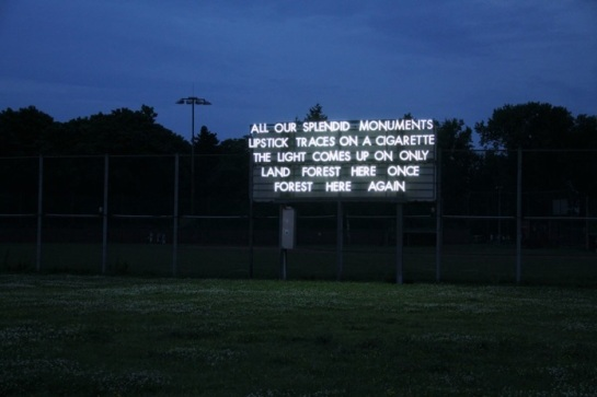robert montgomery - surface and surface