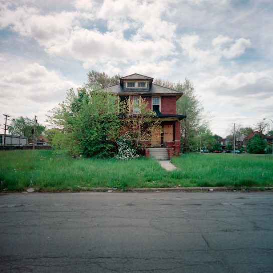 Kevin Bauman - 100 abandoned houses - surface and surface
