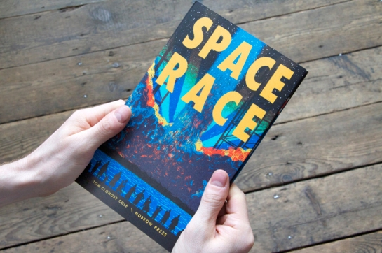 Tom Clohosy Cole - Space Race - surface and surface