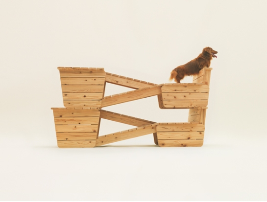atelier-bowwow - architecture for dogs - surface and surface