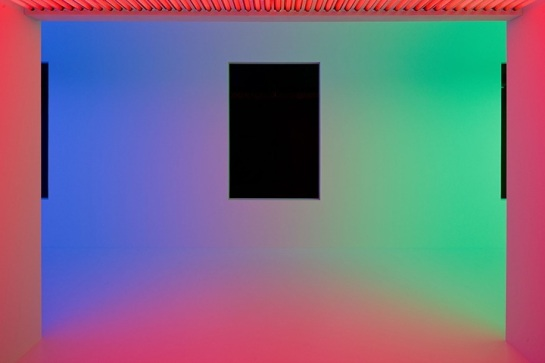 carlos cruz-diez - surface and surface 1