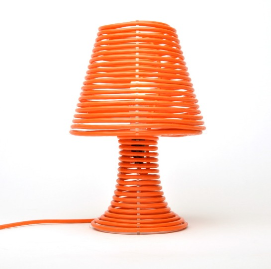 craighton berman - coil lamp - surface and surface