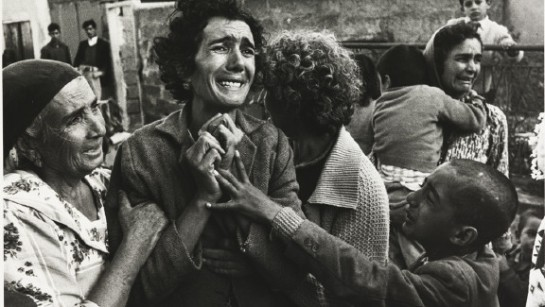 Don McCullin - surface and surface
