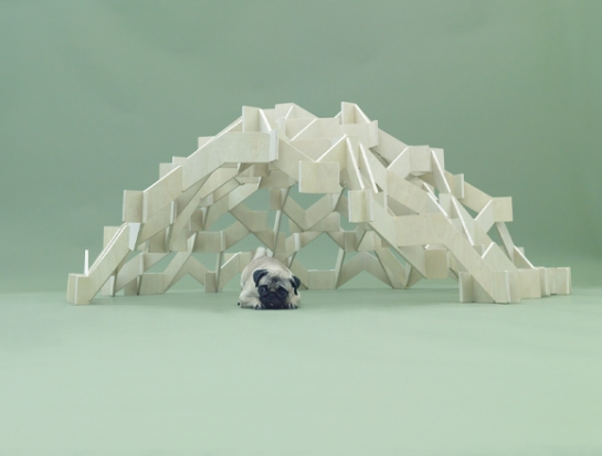 kengo-kuma - architecture for dogs - surface and surface