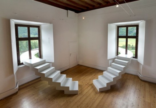 Lang Baumann - beautiful stairs - surface and surface