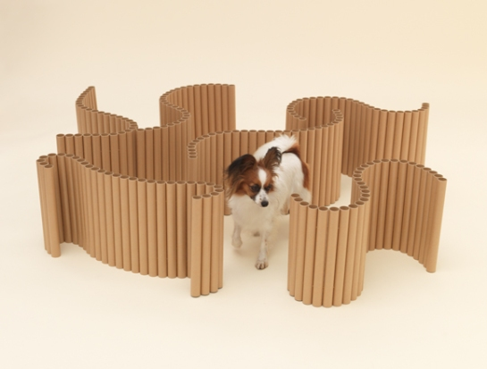 shigeru-ban - architecture for dogs - surface and surface