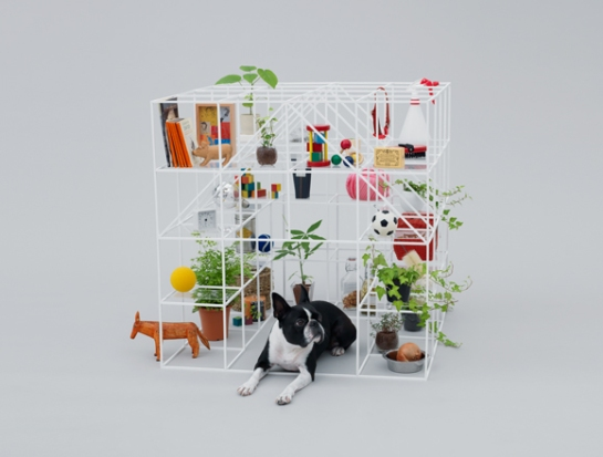 sou-fujimoto - architecture for dogs - surface and surface