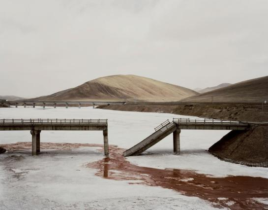 Nadav Kander - surface and surface