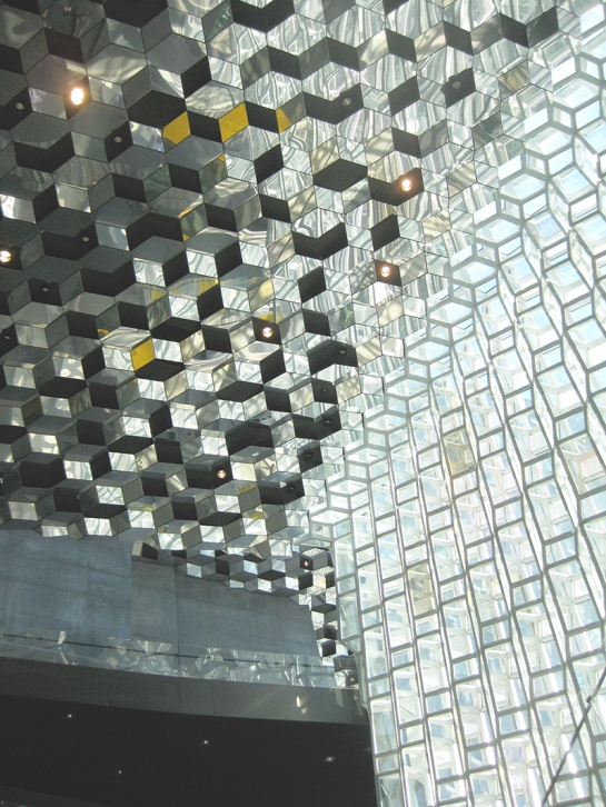 Harpa - mark halpin - surface and surface