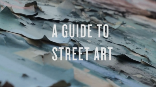 LeCool - guide to street art - surface and surface