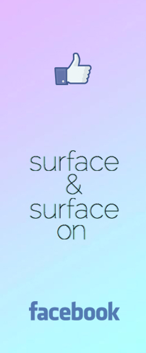 surface and surface on facebook
