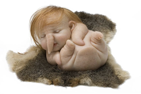 patricia piccinini - surface and surface