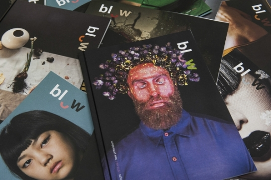 Blow Photo magazine-surface and surface 01
