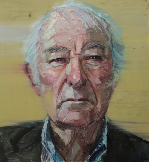 Colin Davidson Seamus Heaney Surface and surface