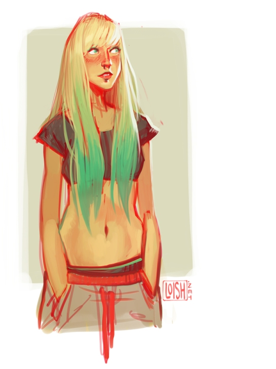 lois van baarle - surface and surface