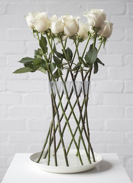 Crown Vase - Lambert Rainville - surface and surface