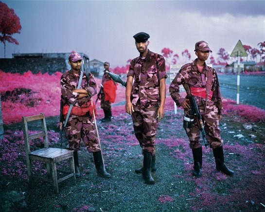 Richard Mosse -surface and surface