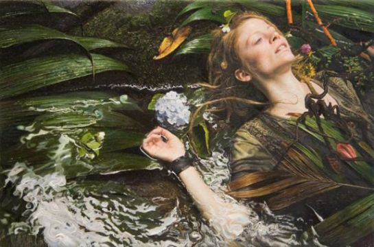 Yigal Ozeri - surface and surface