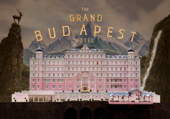 Annie Atkins - Budapest Hotel Exhibition