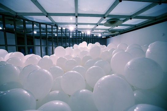 Martin Creed - Graeme Robertson - surface and surface