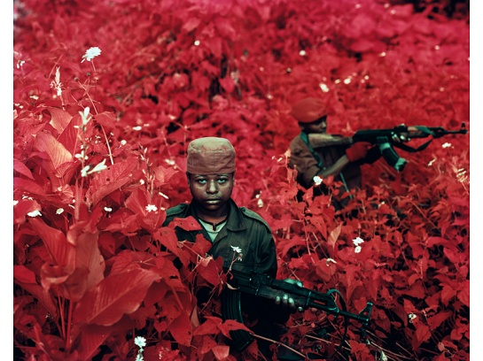 Richard Mosse_Offset_surface and surface