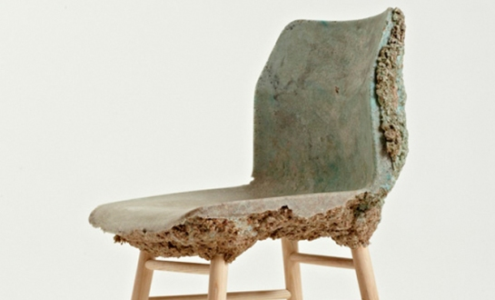 Well Proven Chair - surface and surface